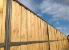 Kwikfynd Lap and Cap Timber Fencing angaston